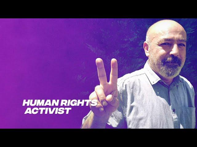 BROKEN LIVES - CEMAL YILDIRIM, HUMAN RIGHTS ACTIVIST