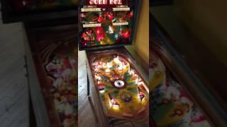 1976 Chicago coin's Juke Box Pinball machine