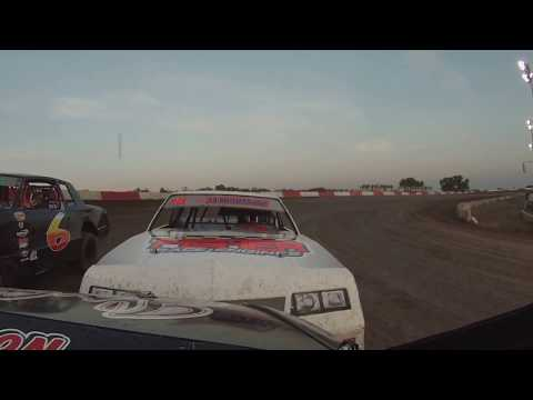Beatrice Speedway, Stock Car Cash Dash, 6/9/17, 25B