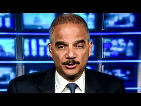 Eric Holder NAILS  How The GOP Has Oligarchic Minority Rule