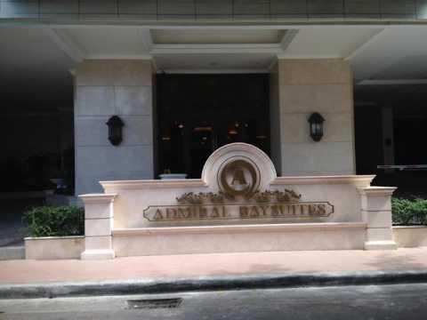 Admiral Baysuites GTM - Manila - Philippines