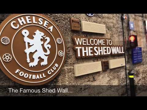 Chelsea FC Stadium Tour!!
