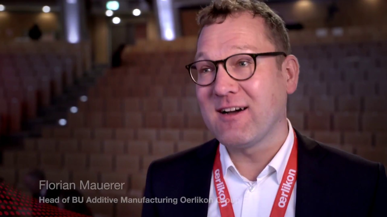 Why additive manufacturing is so exciting - Florian Mauerer