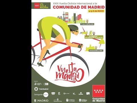 Ayuntamiento de Navacerrada XXXI Vuelta Ciclista a la Comunidad de Madrid