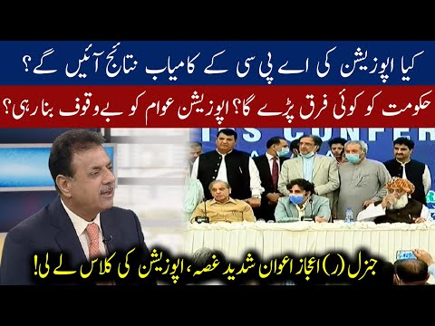 Gen(r) Ejaz Awan Latest Talk Shows and Vlogs Videos