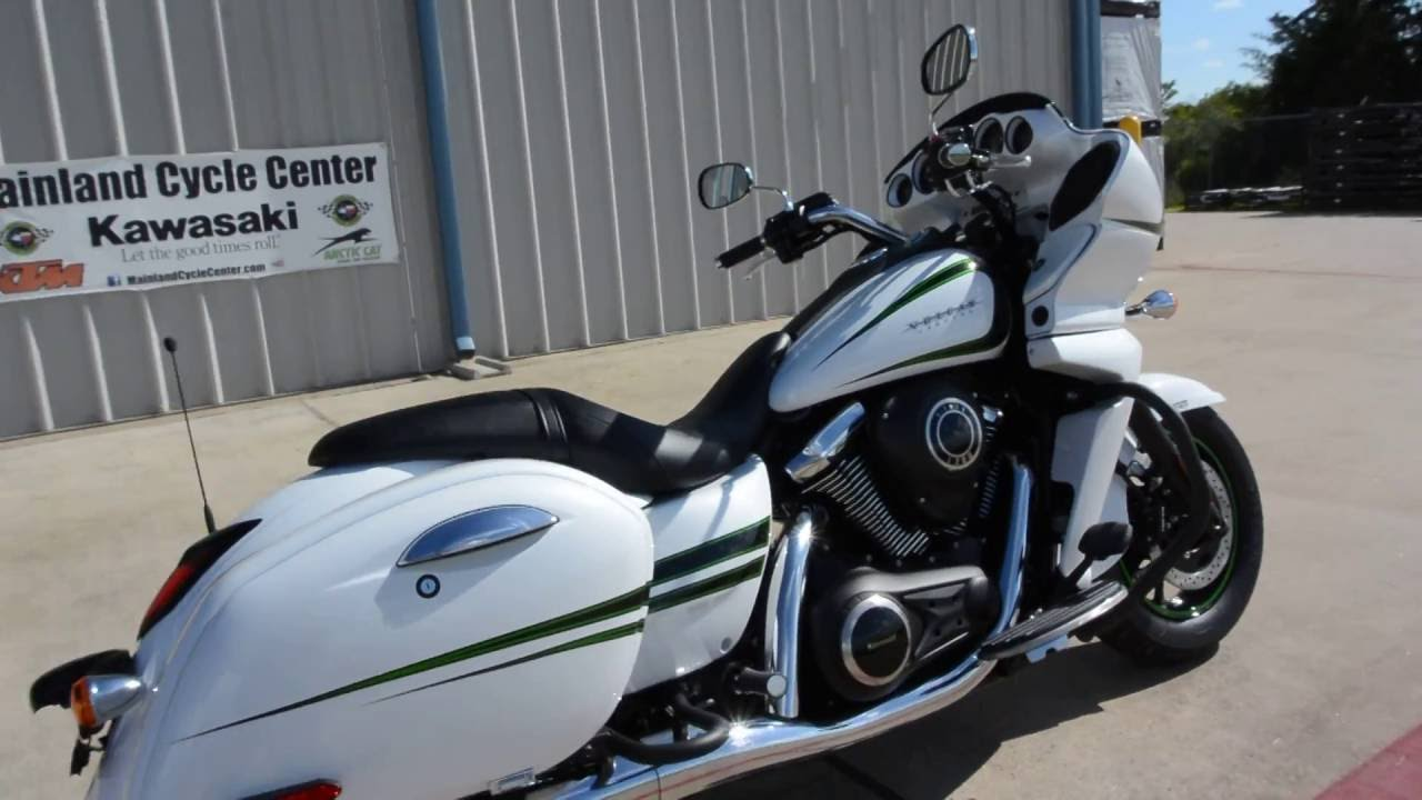 SALE $12,999: 2016 Kawasaki Vulcan 1700 Vaquero ABS Overview and Review