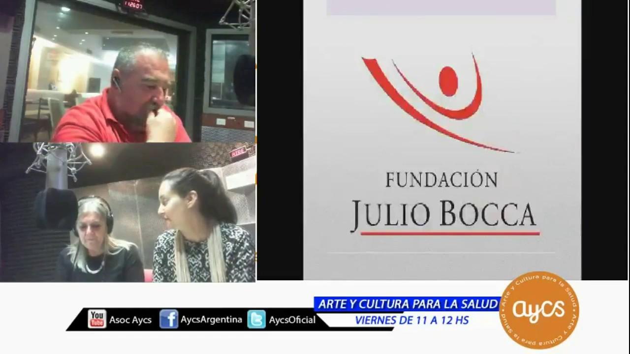 AyCS: Fundación Julio Bocca - 28.09.18