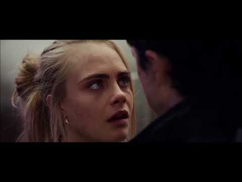 Valérian et la cité des mille planètes (Laureline & Valerian L'amour tu sais pas c'que c'est)