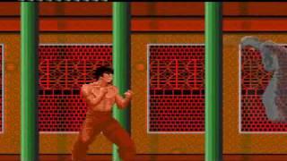 China Warrior (TG16)