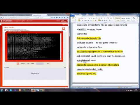 VPS FREE+SSH+PROXY HTTP INJECTOR