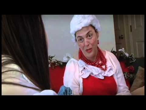 Annoying America's skit 'Mrs Claus An Unlikely Celebrity profile' Adult language warning (video)