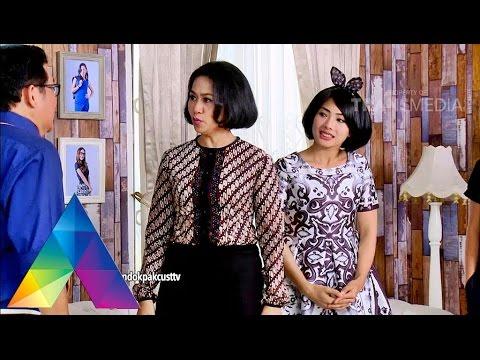 PONDOK PAK CUS : Bude Sarah Yang Maunya Menang Sendiri Part 1/3 - 01/02/16