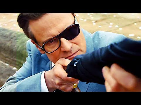 KINGSMAN 2 Trailer # 2 (2017) The Golden Circle