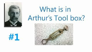 What's in Arthur's toolbox?
