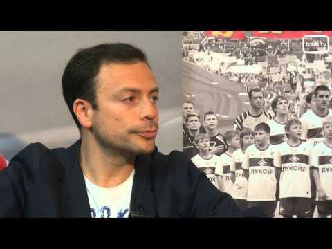 Красно-белая среда #2 - Итоги сезона 2014 с А. Шмурновым на FCSM.TV