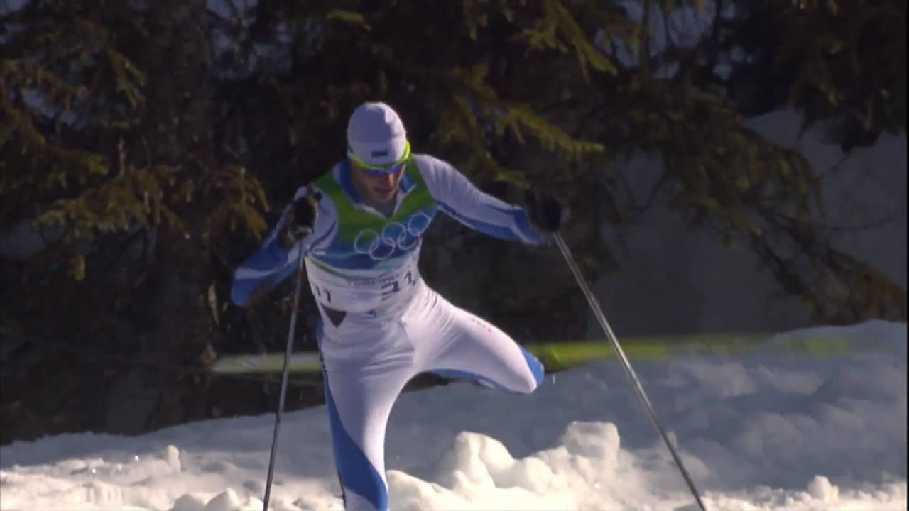 Cross Country Skiing Men Sprint Classic Qualification ...