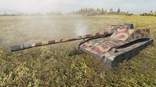 WoT Rhm.-Borsig Waffentrager | Malinovka Map For Patient Players With Guts Of Steel