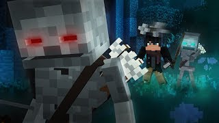 "♫ ""Skelly Friend"" - Minecraft Parody of Armin van Buuren - This Is What It Feels Like"