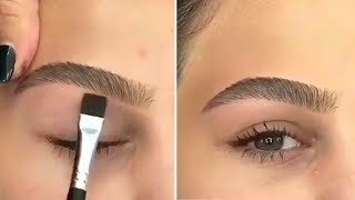 New Amazing Eyebrows Tutorials And Looks Compilation | Eyebrows Transformations