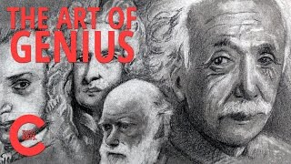THE ART OF GENIUS | CANVAS