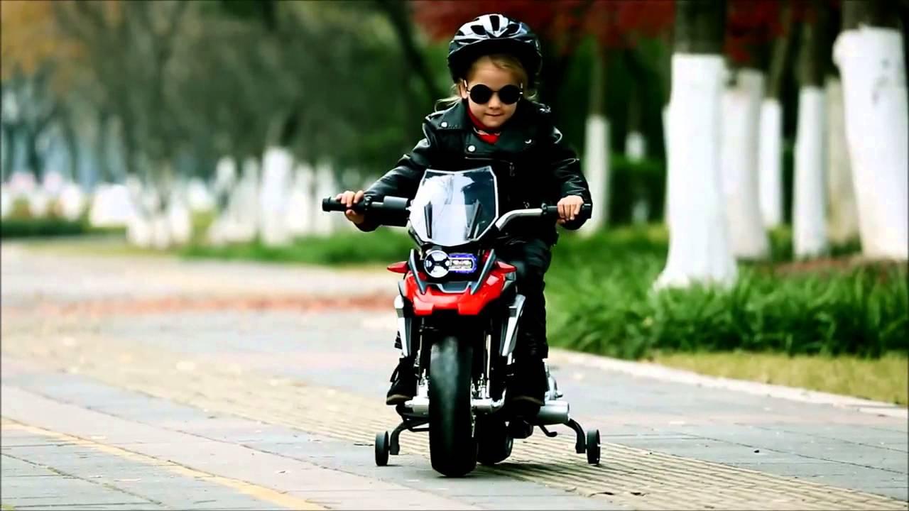 Moto A Bateria Para Ninos Bmw Jugueteria Baby Kingdom