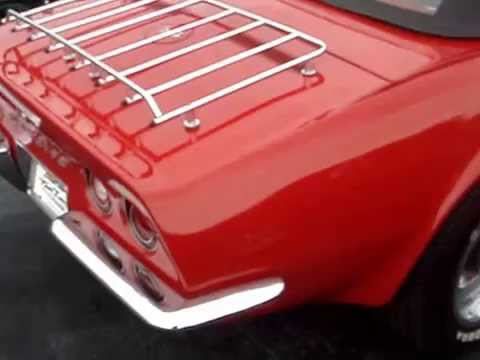 Chevrolet Corvette Stingray >> 1973 C3 CORVETTE STINGRAY - LOW MILEAGE ORIGINAL - YouTube