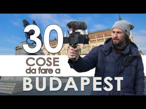 Cosa vedere a BUDAPEST (in 4 giorni)