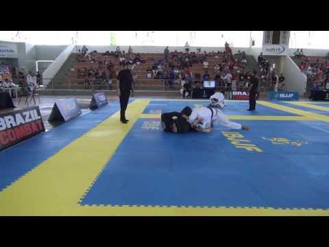 Rodrigo Pereira X Diego Cabral /Salvador International Open IBJJF Jiu-Jitsu Championship 2016