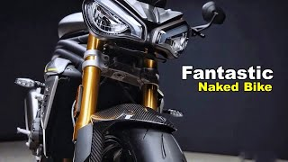 All-New 2021 Triumph Speed Triple 1200 RS - Fantastic Naked Bike (1200cc)