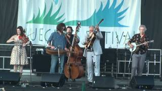 "Peter Rowan Bluegrass Band, ""Blue Moon Of Kentucky,"" Grey Fox Bluegrass Festival 2011"