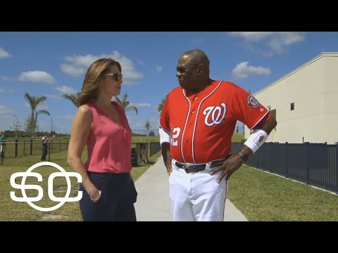Dusty Baker Full Interview With Hannah Storm | SportsCenter | ESPN
