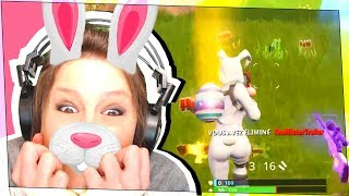 I DEVIENS PRO PLAYEUSE GRACE TO THIS SKIN 🐰 FORTNITE