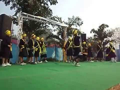 Khalsa Gatka Group Stage Show