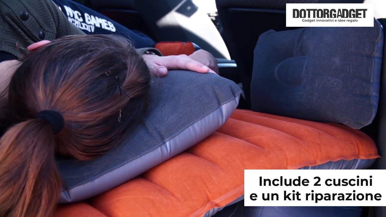 Cuscini Gonfiabili Per Auto.Letto Gonfiabile Per Auto Dottorgadget Youtube
