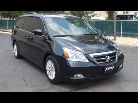 2005 Honda Odyssey Touring Back Up Camera Res Amp Navi Youtube