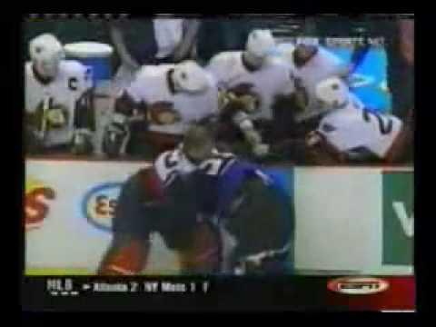 top 10 Hockey fight +NEW+ 2010