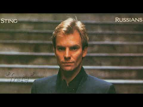 Sting - Russians (Instrumental Cover)