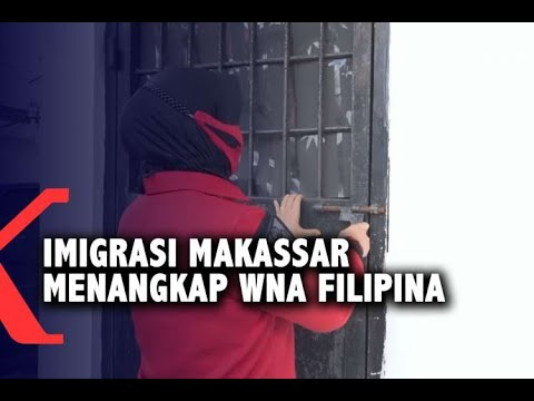 Download Bekerja Jadi Operator Spbu, Wna Filiphina Ditangkap Imigrasi Makassar