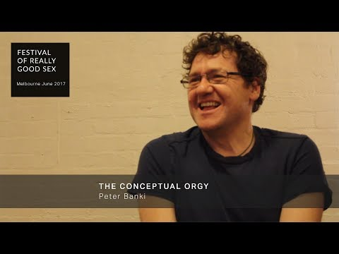 The Conceptual Orgy