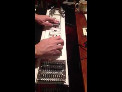 Michael Flanders--pedal steel