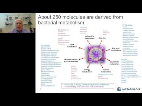 John Ryals - Metabolomics and its Role in Precision Medicine