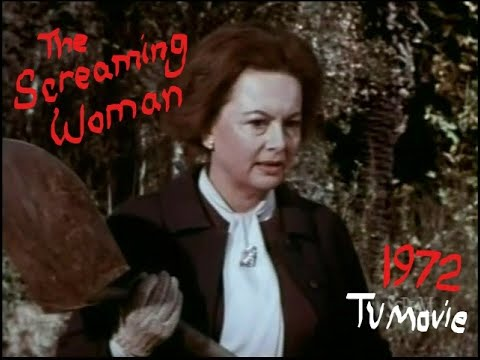 The Screaming Woman 1972TV