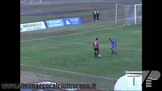 Serie D Girone E Sangiovannese-Grassina 1-2