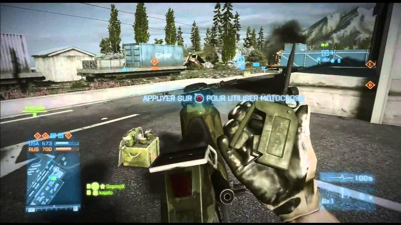 Download Battlefield 3 - Mode livreur épique de C4 [Funtage]