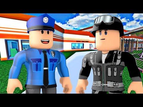 5 Types Of JailBreak Cops On ROBLOX