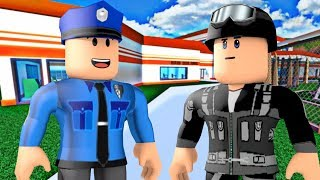 5 Types Of JailBreak Cops On ROBLOX