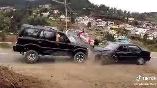 spot dead..Dangerous accident