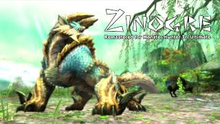 MH3U - Zinogre Theme Remastered (HD)