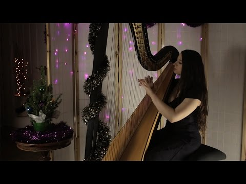 Tchaikovsky - Dance of the Sugar Plum Fairy  // Amy Turk, Harp
