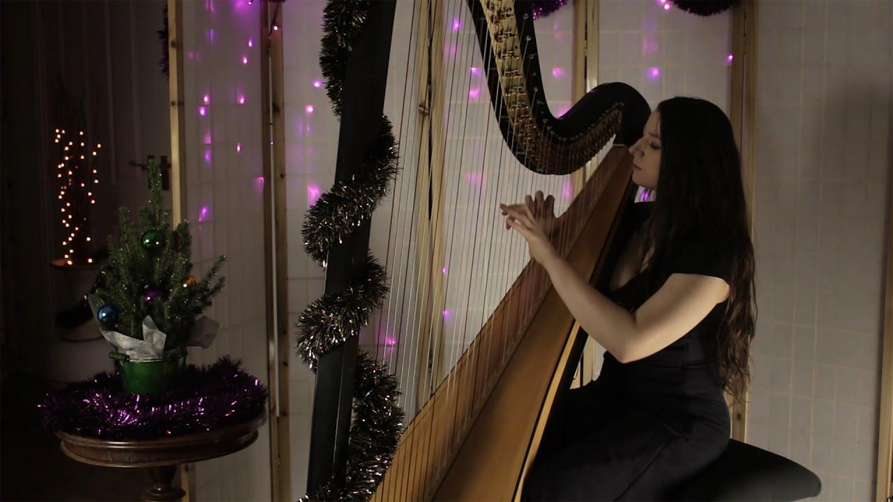Tchaikovsky - Dance of the Sugar Plum Fairy // Amy Turk, Harp